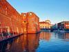 Livorno(Li) - La fortaleza antigua