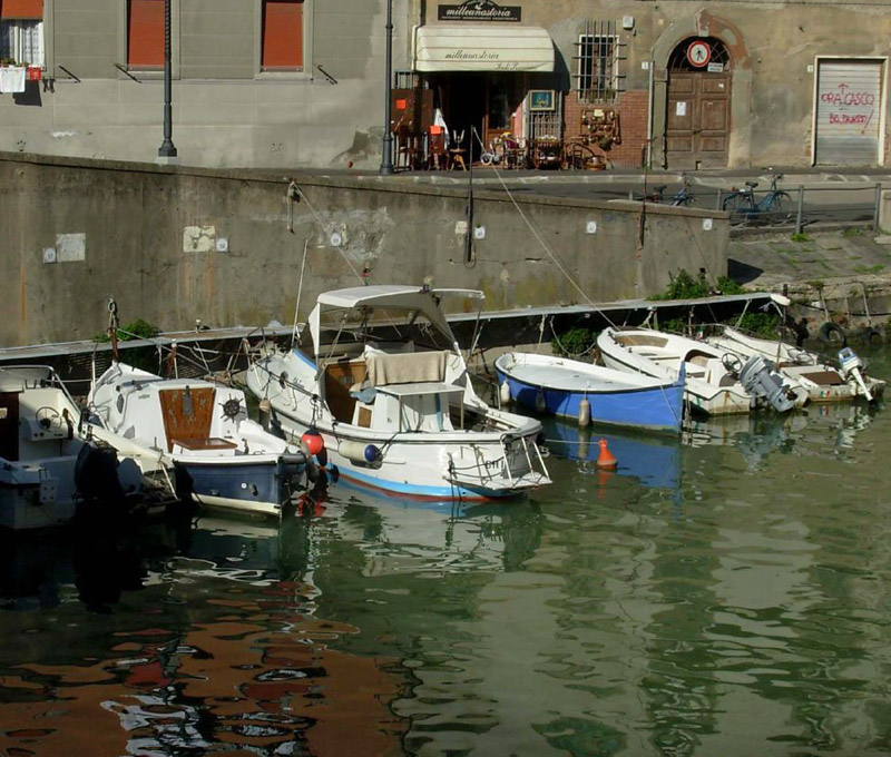 Marina of Livorno