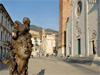 Pietrasanta(Lu) - The Historic Downtown