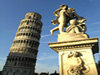 Pisa(Pi) - The Tower of Pisa