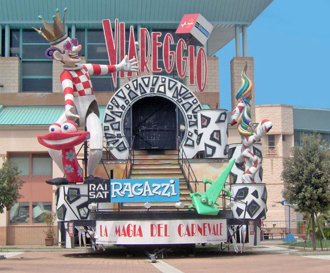 El Carnaval de Viareggio