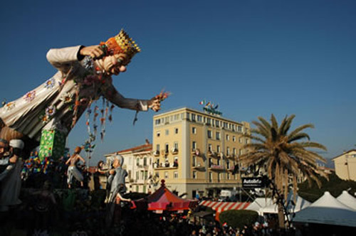 Le Carnaval de Viareggio