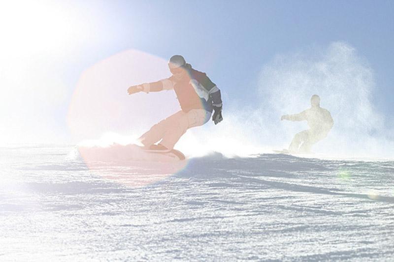Station de ski Belvedere et Passo Pordoi