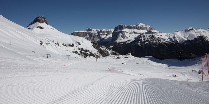 Buffaure Ski Area