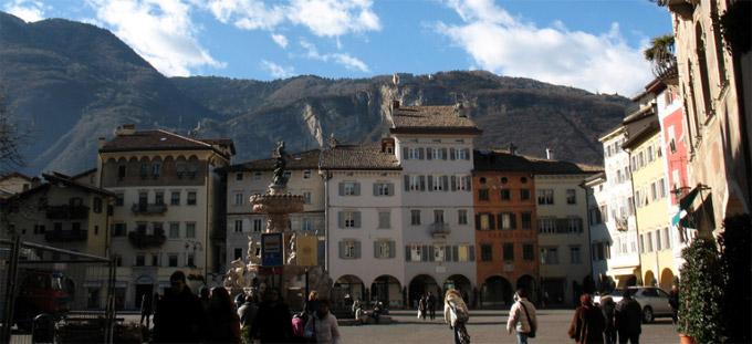 Trento la citt trentino italia zona turismo trento for Trento informazioni turistiche