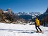 Ortisei(Bz) - Faire du ski à Val Gardena