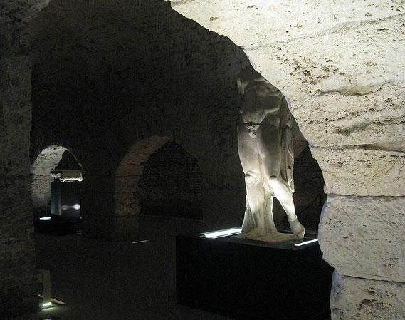 Cryptoportique romain