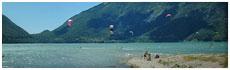 Lac de Santa Croce(Bl)