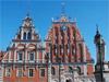 Riga - Maison des Têtes Noires