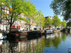 Amsterdam - Prinsengracht (Canal of Amsterdam)