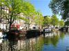 Amsterdam - Prinsengracht (Kanal in Amsterdam)