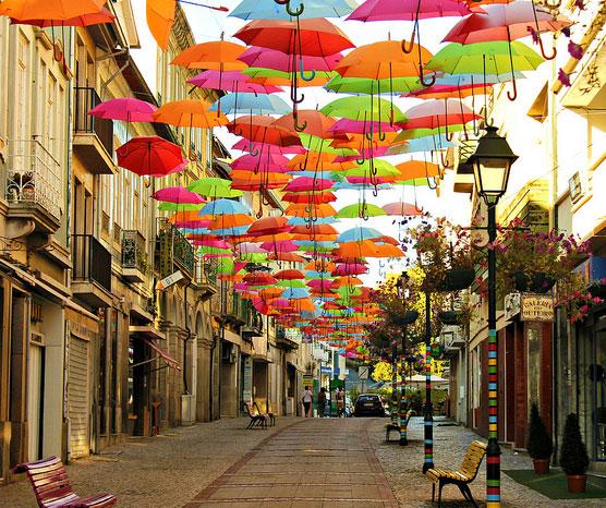 Parapluies d'Agueda