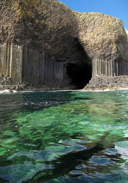 Inner Hebrides Fingal S Cave Scotland Resort Inner