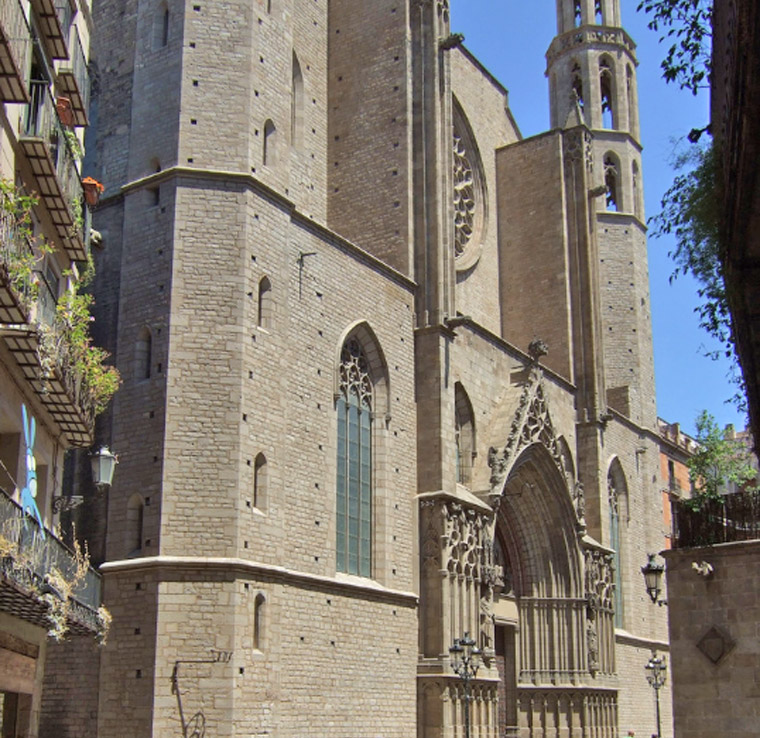 Santa Maria del Mar
