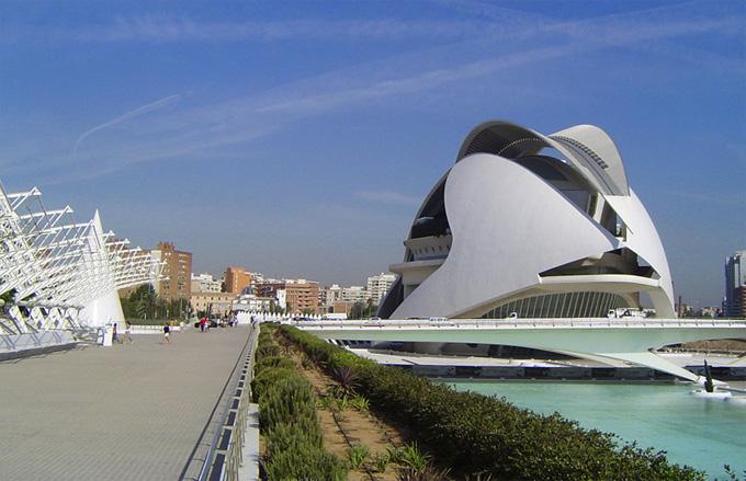 Valencia antiguo cauce del rio turia valencia spain resort valencia resorts valencia - Jardin del turia valencia ...