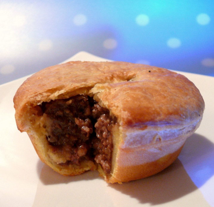 Australian or New Zealand Meat pie