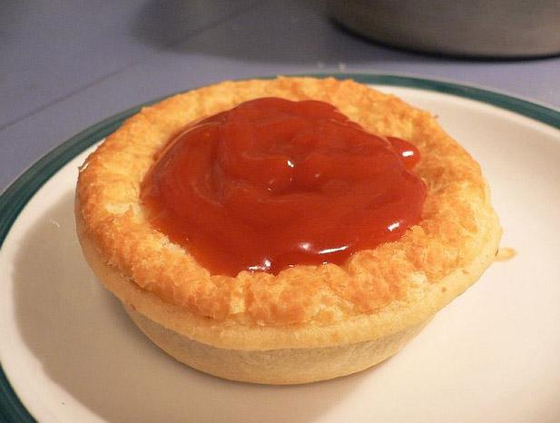 Meat pie Australien ou Néo-zélandais