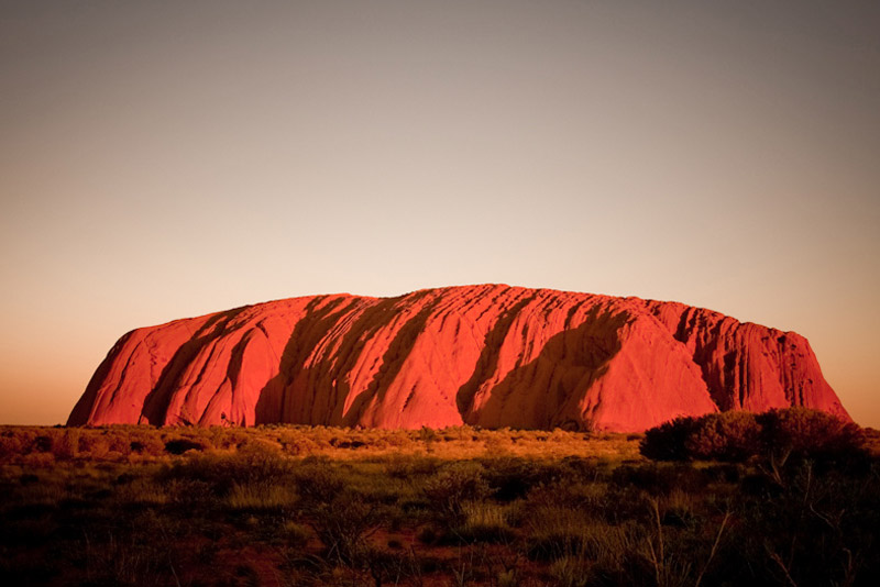 Alice Springs Ayers Rock Uluru Northern Territory