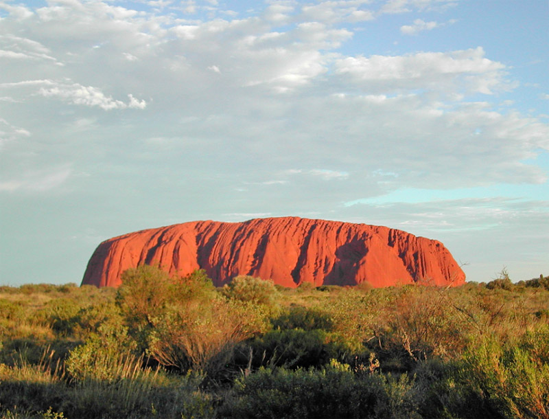 Alice Springs Ayers Rock Uluru Northern Territory