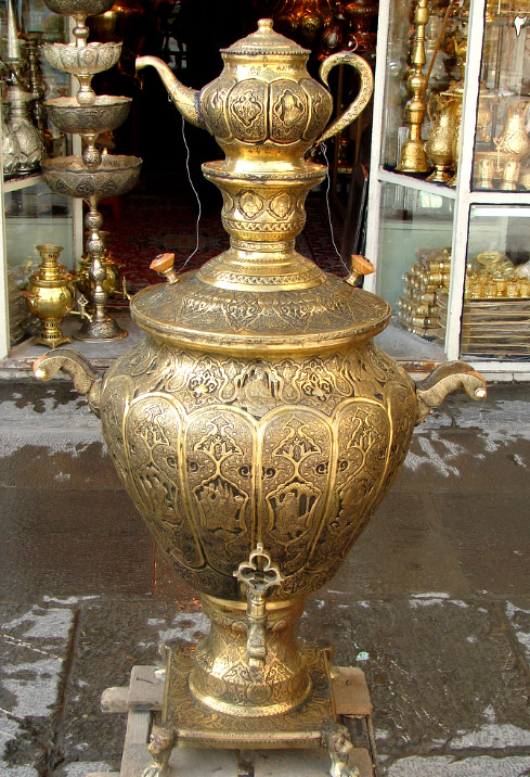 Tula Samovar West Russia Crafts In Tula Handcrafts