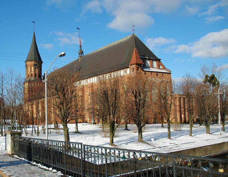 Catedral de Königsberg