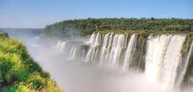 Cascate dell'Iguazú