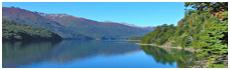 Curruhué Lake