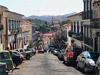 Ouro Preto - Rua Conde de Bobadela
