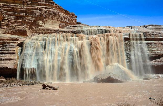 Flagstaff Grand Falls Arizona Nordique Arizona