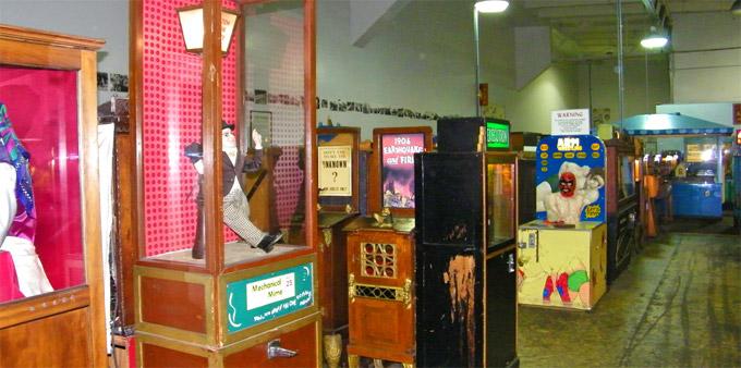 Musée Mécanique