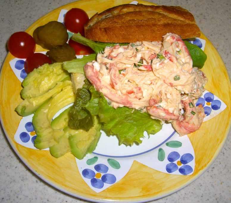 Crab Louie