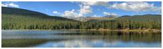 Lac Echo