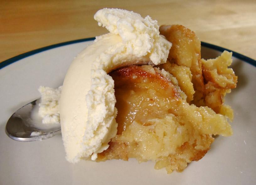 Bread Pudding III Recipe — Dishmaps