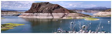 Lac Elephant Butte