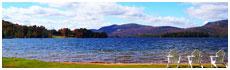 Lac Blue Mountain