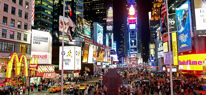 new york times square new york zona turismo new york