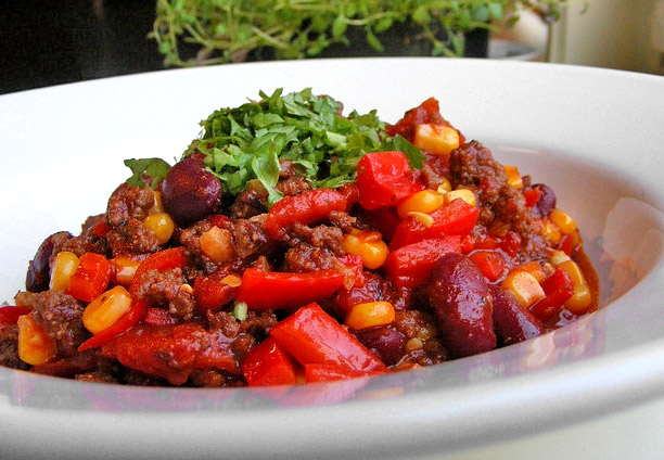 Austin Chili con carne (Hill Country, Texas) - traditional food Austin ...