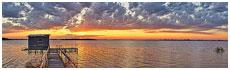 Lago Kickapoo