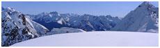 North Cascade Heli Skiing